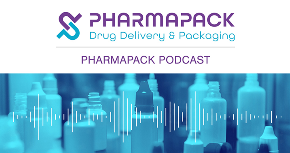 Pharmapack Podcast Episode 3: Wearable Drug Delivery Systems