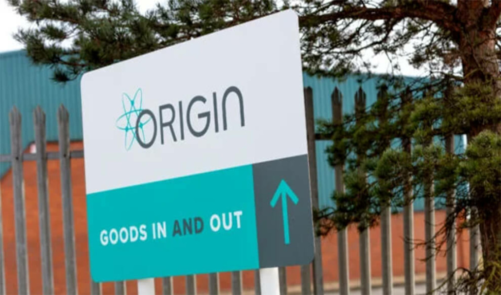 Origin Pharma Packaging opens new UK warehouse in significant capacity expansion