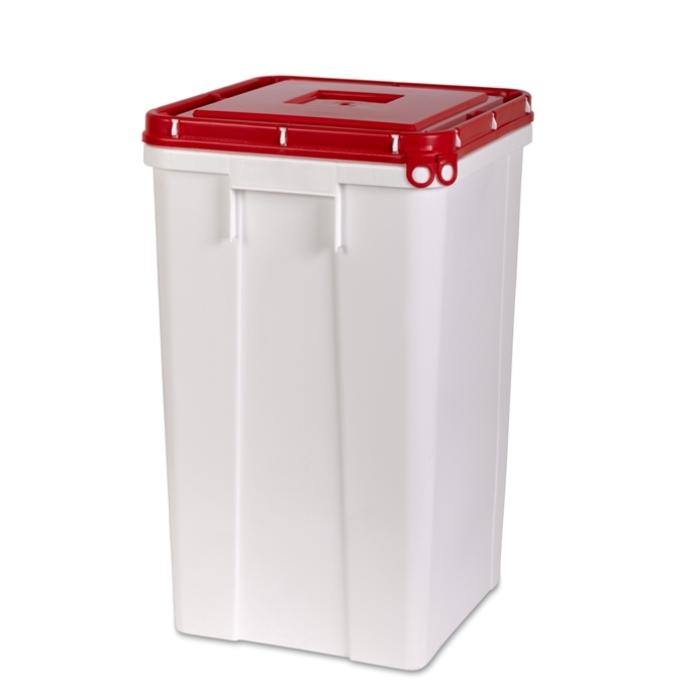 70L UN SquarePack HDPE container