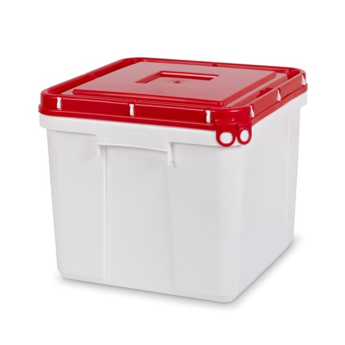 35L UN SquarePack HDPE container