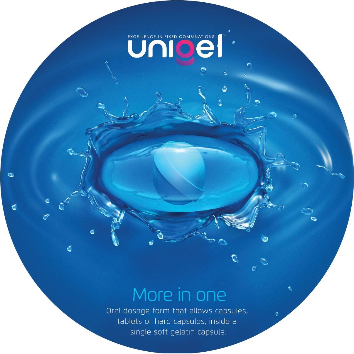 Unigel™ Fixed Dose Combination Softgels
