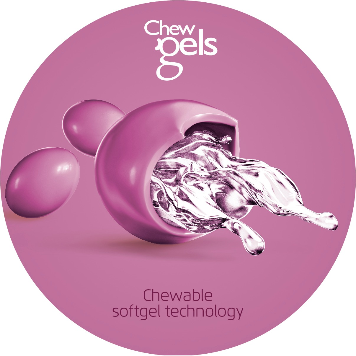 Chewgels - Chewable Soft Capsules