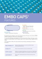 Embo caps®