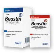 Beastin 100 mg - 25 mg