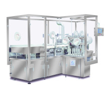 AGFL series ampoule filling and sealing machine