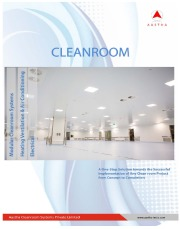 Modular Cleanroom Panels , Electrical & HVAC Systems