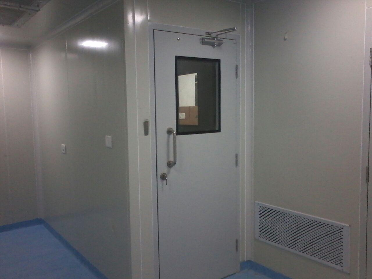 Product description. Clean Room GMP Doors ... & Modular Cleanroom Doors | Sheth Fabricators Pvt Ltd | CPhI Online
