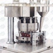 Tablet Press Machine | RTP 9 Rotary Tablet Press For Pill Making & Manufacturing