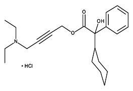 Oxybutinin HCl