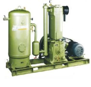 Vertical OIlfree Water Cooled Air Compressors from 75 CFM- 1150 CFM