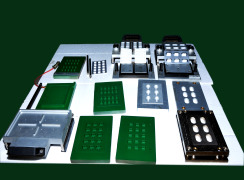 Format Parts for Blistering Machine