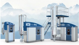 PolarDry®  Electrostatic Spray Dryer