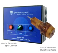 AccuJet® Electrostatic Spray System