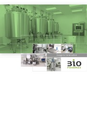Biopharmax Design Engineering Services and Turnkey Projects for Pharmaceutical Industry