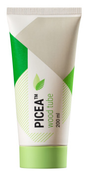 PICEA™ wood tube - makes your brand more sustainable