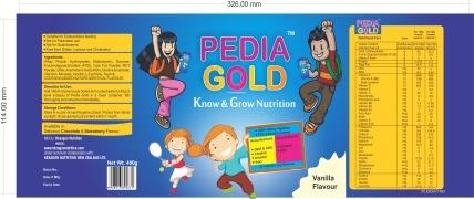 Pedia Gold Plus