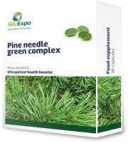 Pine needle green complex