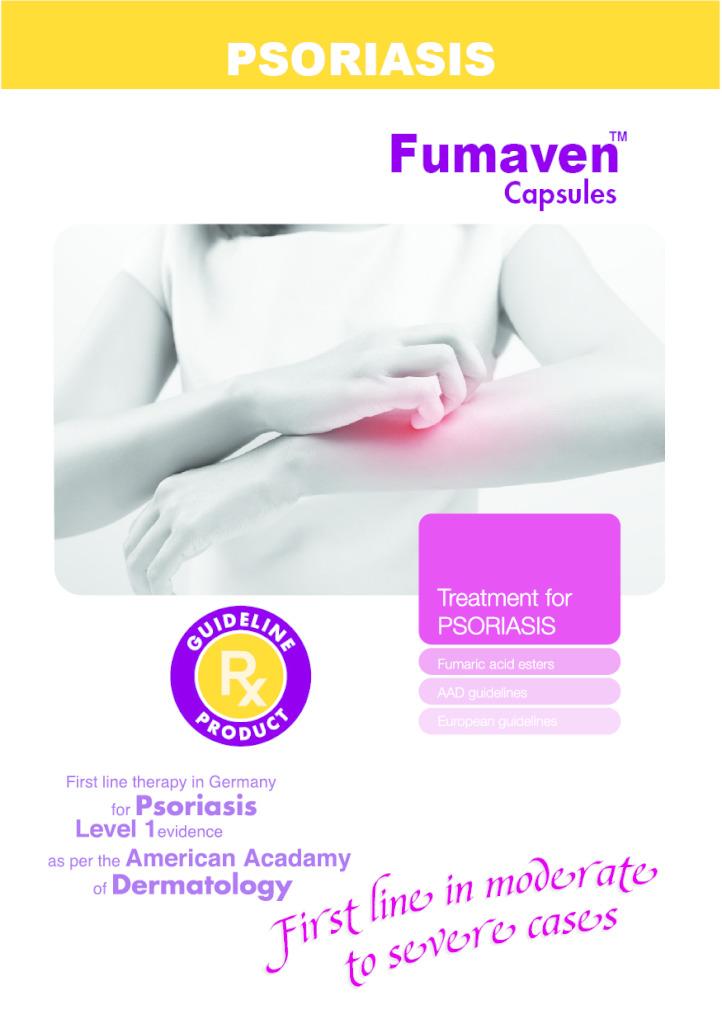 FUMAVEN   Meroven Pharmaceuticals Limited   CPhI Online
