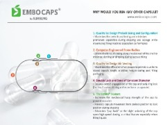 Embocaps Empty Capsules