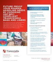 Transcendia Pharma Capabilities
