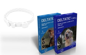 MEDICINAL COLLAR FOR DOGS