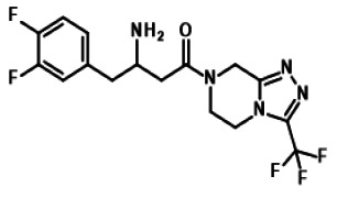 3,4-Difluoro Sitagliptin