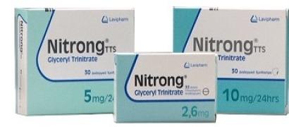 Nitrong, Trinipatch, Nitrosylon