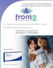FRONT 2 Ovules (Clindamycin+Ketoconazole)