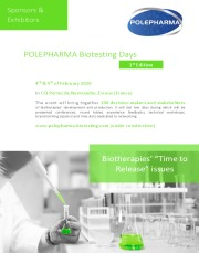 POLEPHARMA BIOTESTING DAYS - EVENT
