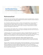 ScanDroitin™ - Neutraceutical