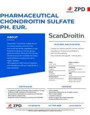 ScanDroitin™ - Pharmaceutical