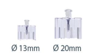 RayDyLyo® Vial adapter