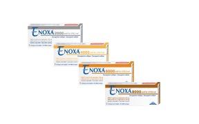 ENOXA (enoxaparin sodium)