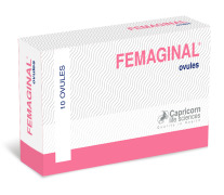 FEMAGINAL ovules