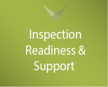 Inspection Readiness & Support