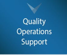 Quality Operations Support