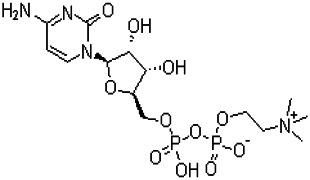 Citicoline, CAS No. 987-78-0