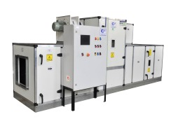 Desiccant Dehumidifiers - AHU integrated (Dewpro Series)