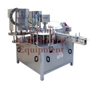EYE DROP FILLING & SEALING MACHINE