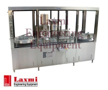 DRY INJECTION FILLING & STOPPERING MACHINE