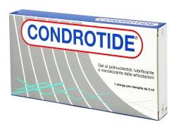 CONDROTIDE (POLYNUCLEOTIDES-PN) 20mg/ml-2ml Intr. Art. Inj.