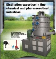 Higee Distillation Machine (Rotating Zigzag Bed)