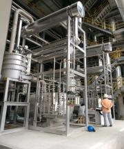 Higee Distillation System
