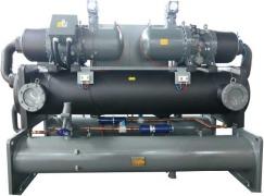 Evaporative condensing type screw chiller(+7℃~-7℃;-7℃~-37℃;)