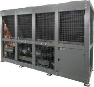 Air cooled screw (heat-pump) chiller