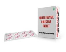 Multi-enzyme Digestive Tablets