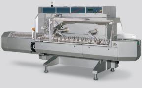 HV High speed continuos motion horizontal cartoner