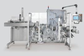 5000EH High speed strip packaging horizontal machine
