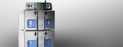 Chemistry Compatible Process Vacuum Pump