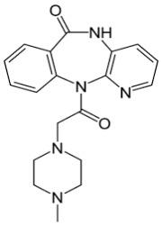 Pirenzepine